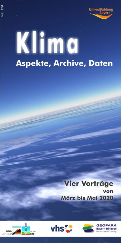 Klima - Aspekte, Archive, Daten