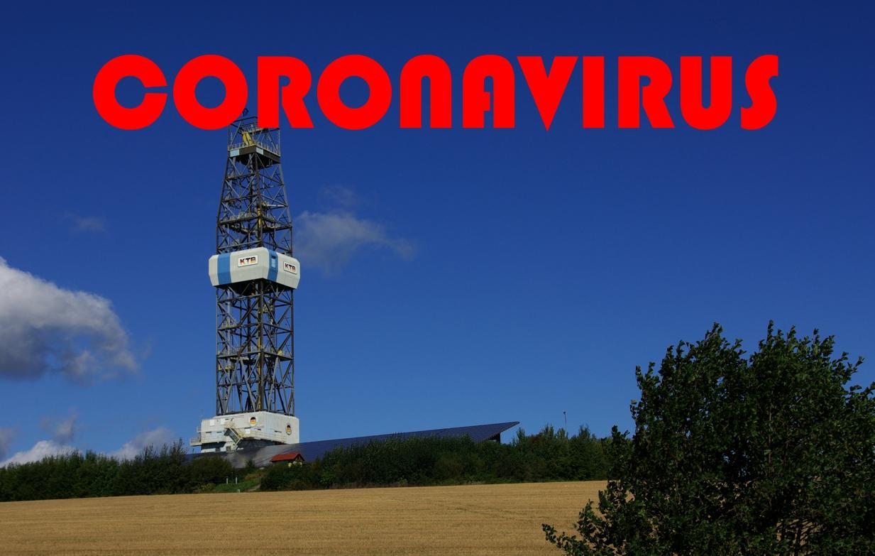 Hinweis auf Coronavirus