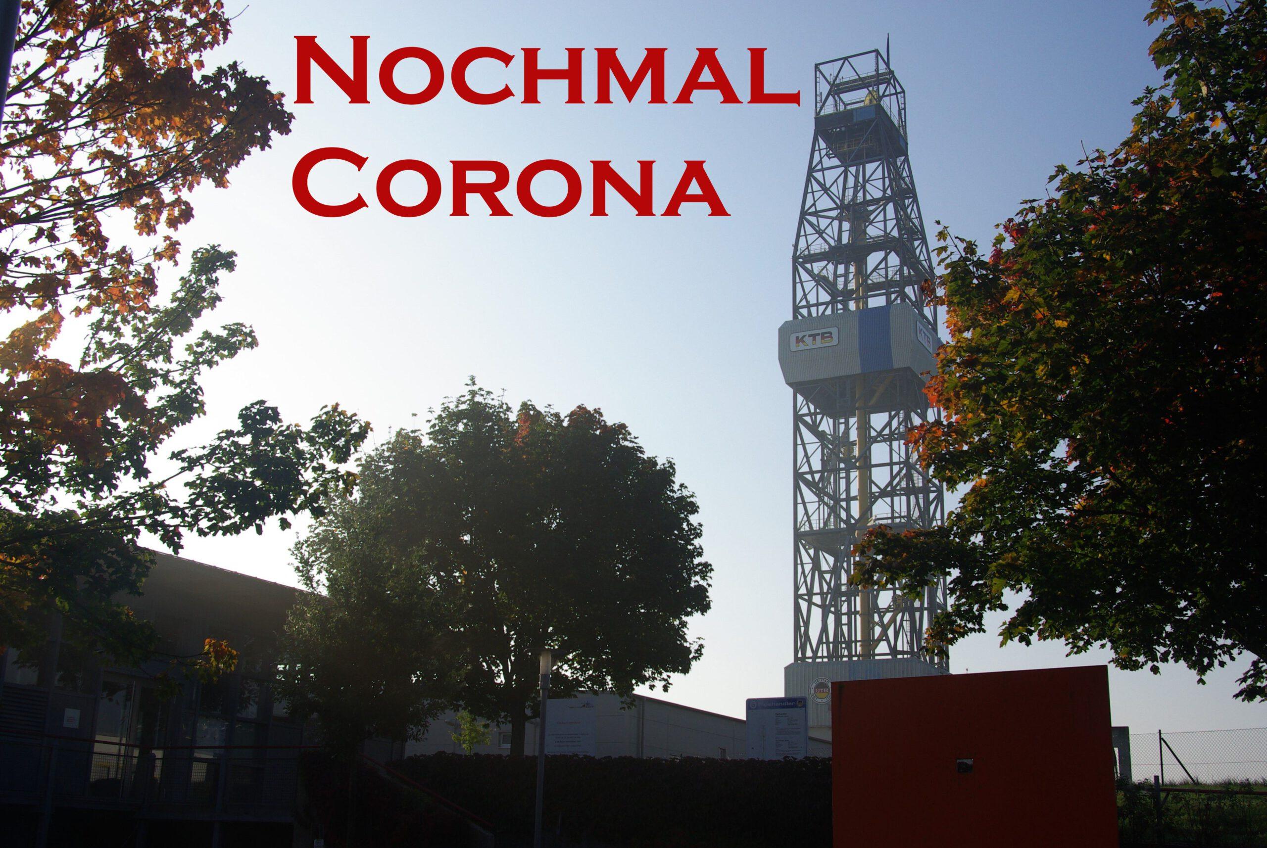 Nochmal Corona